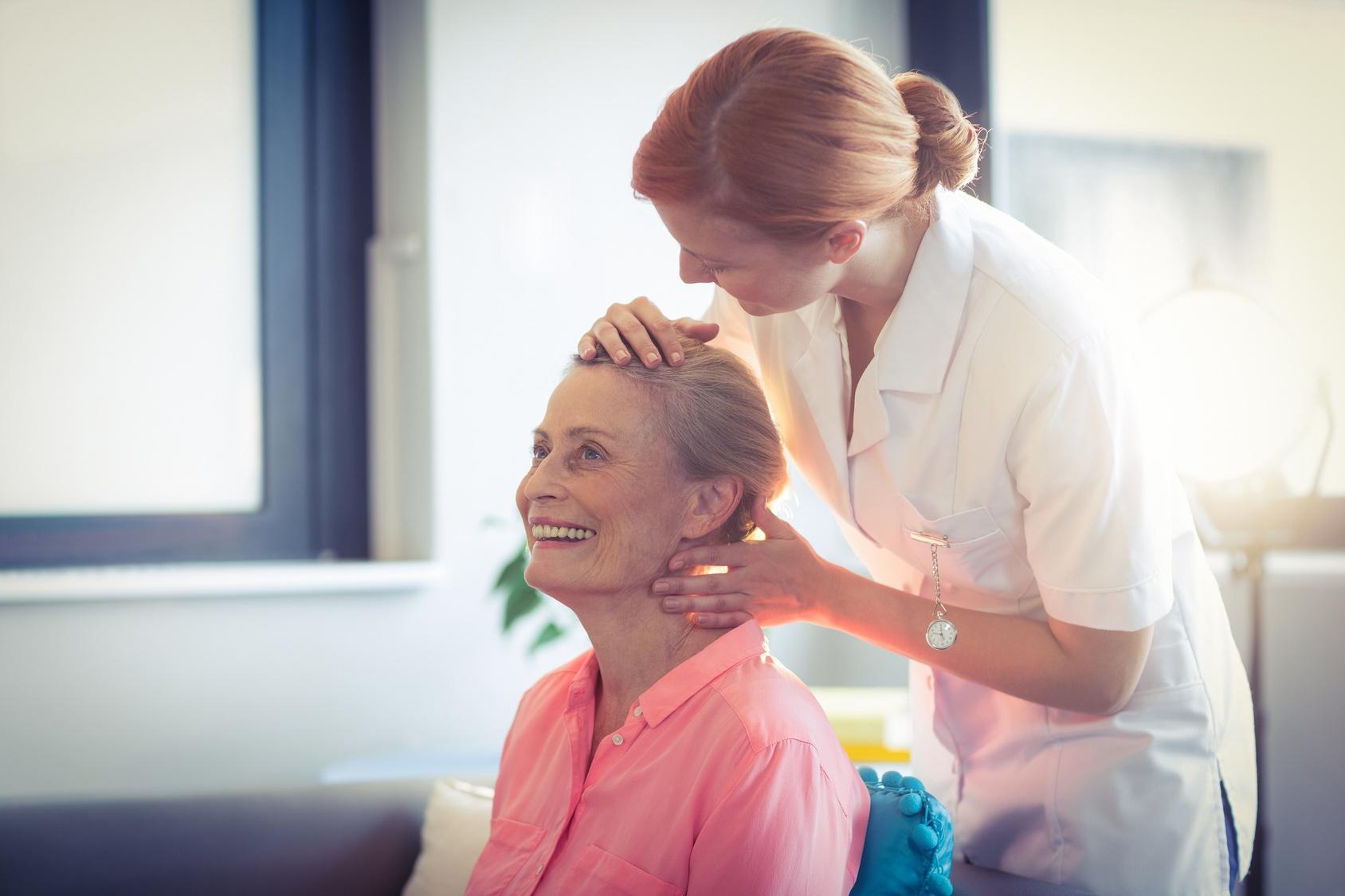 opieka osoby starsze