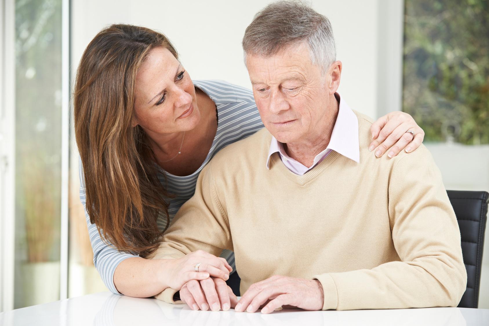 demencja starcza opieka